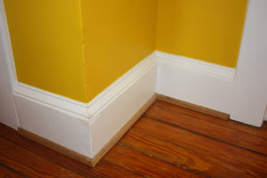 Wood Trim Baseboard Design Ideas - Do-it-yourself-help.com Baseboard Strip Wiring Diagram on baseboard heating diagram, baseboard wiring system, baseboard thermostat diagram, baseboard cover, baseboard radiator,