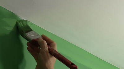 paint brushing techniques