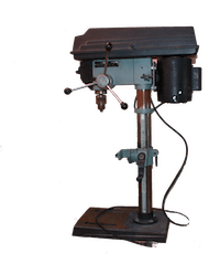 a delta bench top drill press