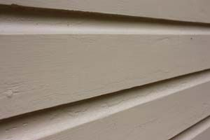 photo dutch lap siding on a house