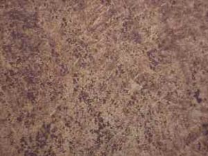 photo of a sponge painting finish sample