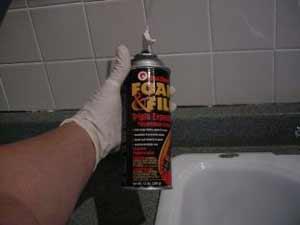 Spray foam do it yourself canada